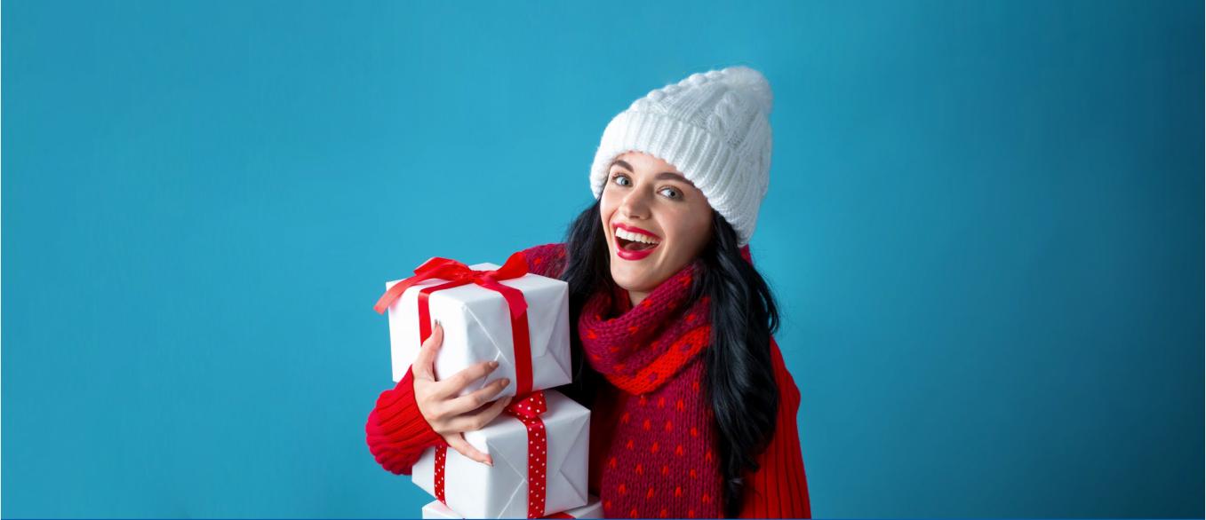 Promociòn de Navidad en Credito Si