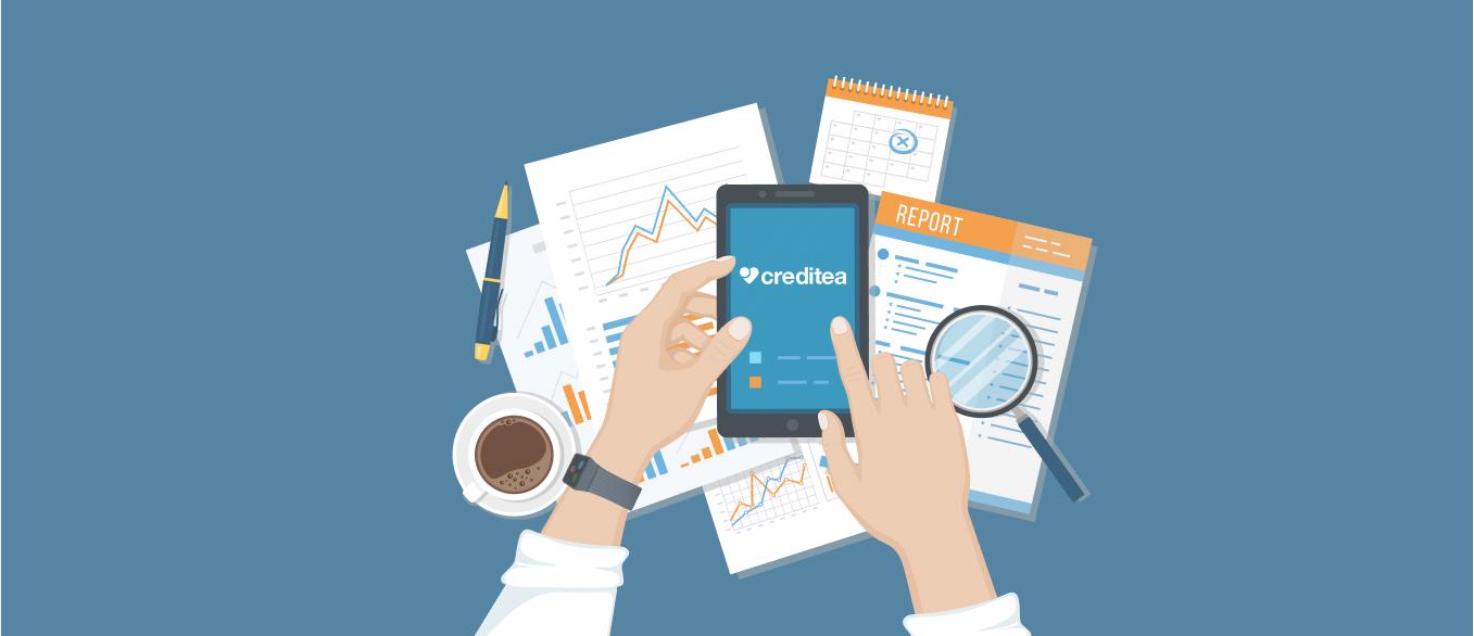 Nueva oferta de Creditea clientes - Abre tu línea de crédito sin gastos ni comisiones