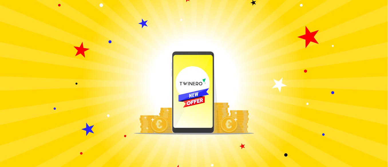 Nueva oferta de préstamos online Twinero
